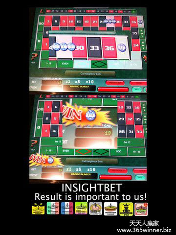 Roulette Roulette PRO InsightBet-TURBO nemesis software Screenshot 2